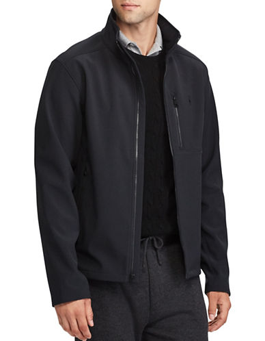 Polo Ralph Lauren Water-Repellent Jacket-POLO BLACK-Medium