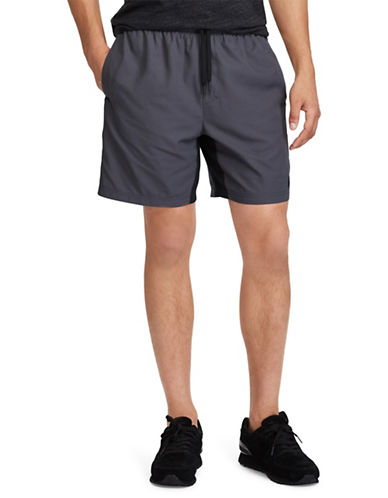 Polo Ralph Lauren Lined Performance Shorts-DARK SLATE-Small