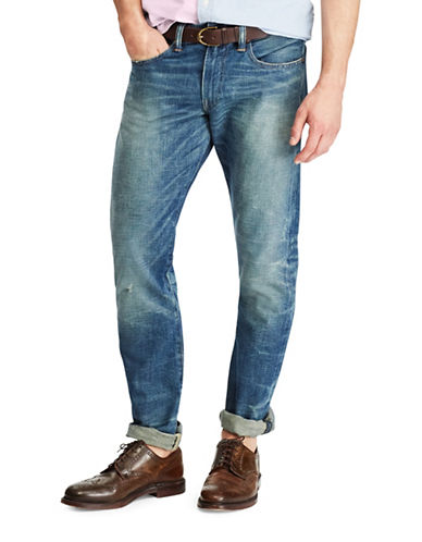 Polo Ralph Lauren Sullivan Slim Fit Jeans-BLUE-40X32