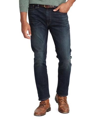 Polo Ralph Lauren Hampton Straight Fit Jeans-BLUE-40X32