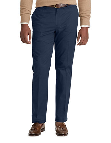 Polo Ralph Lauren Stretch Classic Fit Chino Pants-NAVY-46X30