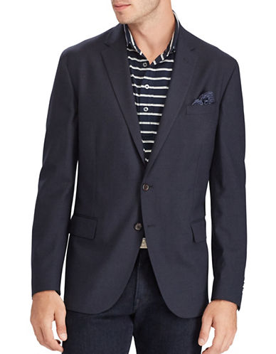 Polo Ralph Lauren Collins Slim-Fit Sportcoat-NAVY-40