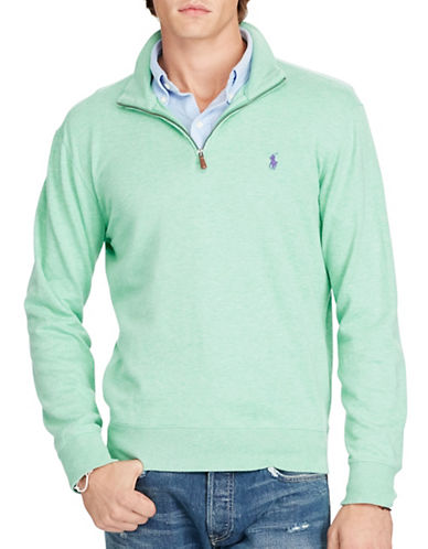Polo Ralph Lauren Cotton Half-Zip Pullover 88691562