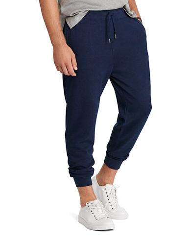Polo Ralph Lauren Cotton-Blend Jersey Joggers-CRUISE NAVY-4X Big