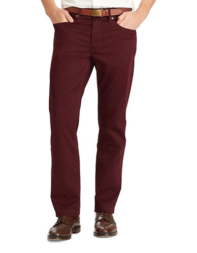 Polo Ralph Lauren Prospect Straight Pants-AUTUMN WINTER-34X32