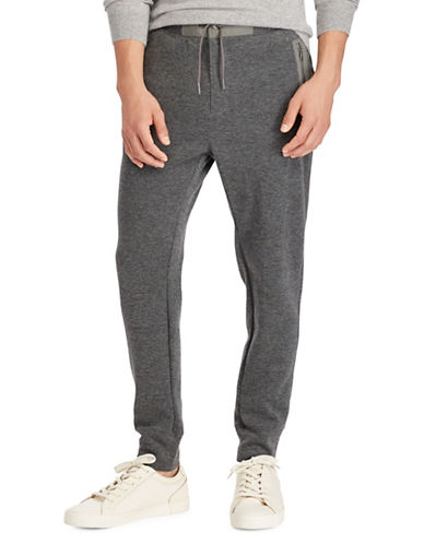 Polo Ralph Lauren Birdseye Jogger Pants-GREY-Small 89738084_GREY_Small