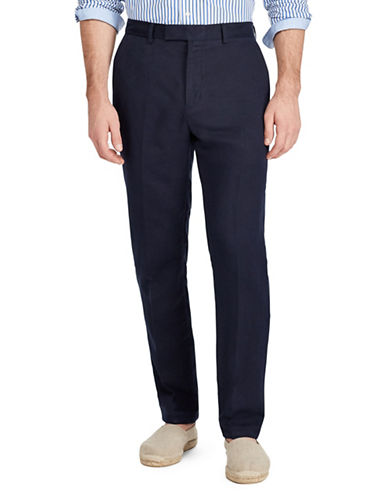 Polo Ralph Lauren Classic Fit Pants-BLUE-30X30