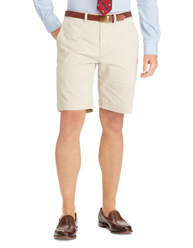 Polo Ralph Lauren Classic-Fit Stretch Short-KHAKI-36