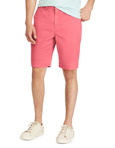 Polo Ralph Lauren Classic-Fit Stretch Short-RED-36