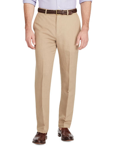 Polo Ralph Lauren Classic Fit Pants-NATURAL-40X30