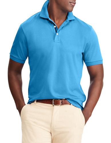 Chaps Performance Pima Cotton Polo-BRIGHT PURPLE-Large