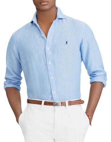 Slim-fit Linen Shirt Polo Ralph Lauren