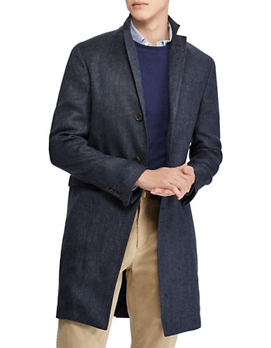 Twill Chesterfield Coat by Polo Ralph Lauren