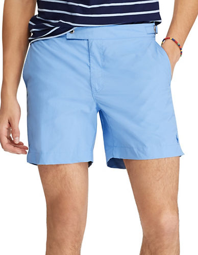 Polo Ralph Lauren Monaco Swim Trunk-BLUE-32
