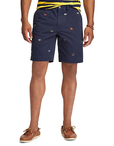 Polo Ralph Lauren Stretch Classic-Fit Shorts 89952520