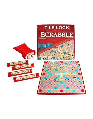 Kroeger Tile Lock Scrabble-MULTI-One Size