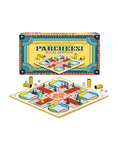 Kroeger Parcheesi Royal Edition-MULTI-One Size