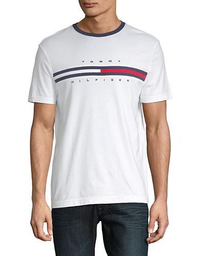 Tommy Hilfiger Short-Sleeve Logo Tee 90350737