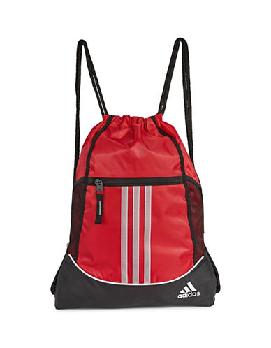 Adidas Alliance II Sackpack-RED-One Size