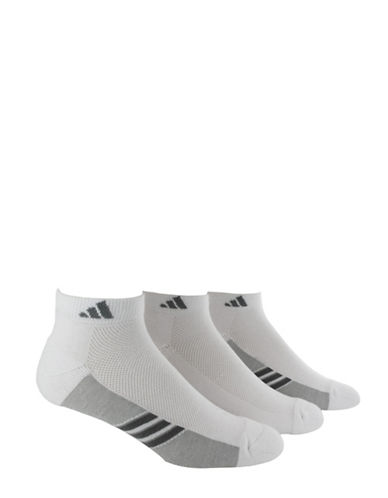 Adidas Superlite Climacool Ankle Socks-WHITE-One Size