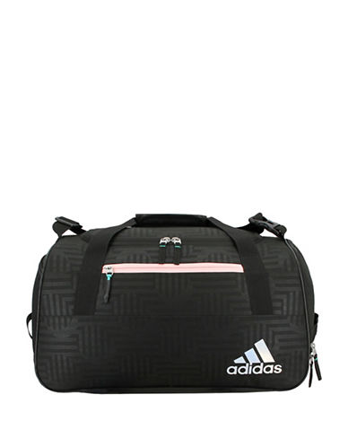 Adidas Squad III Duffle Bag-BLACK-One Size
