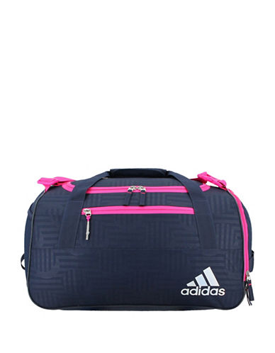 Adidas Squad III Duffle Bag-NAVY-One Size