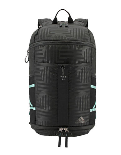 Adidas Studio II Backpack-BLACK-One Size
