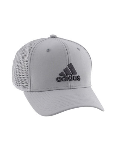 Adidas Adizero Scrimmage Cap-GREY-One Size