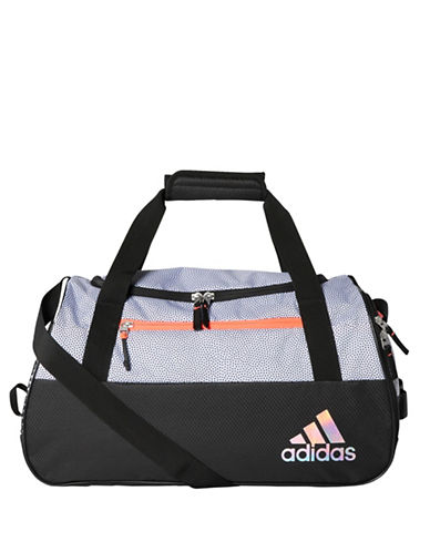 Adidas Squad III Duffle Bag-PINK-One Size