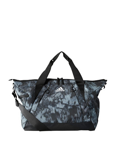 Adidas Studio II Duffle Bag-GREY-One Size