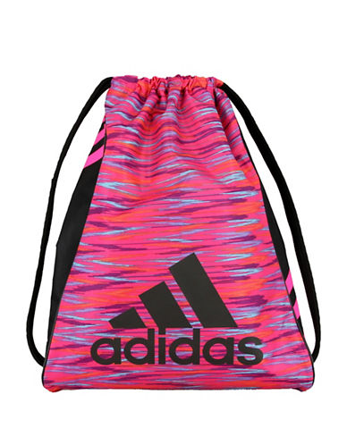 Adidas Burst Sackpack-PINK-One Size