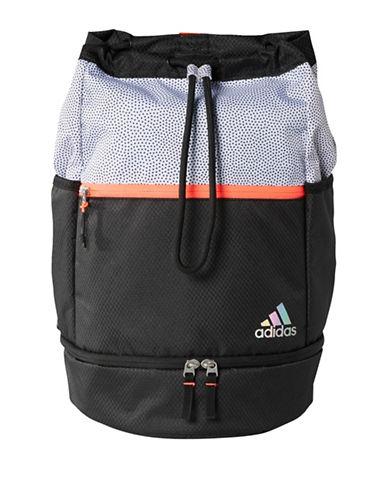 Adidas Squad Bucket Backpack-WHITE/BLACK-One Size