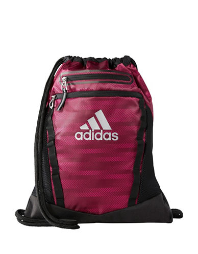 Adidas Rumble 2 Sackpack-PINK-One Size