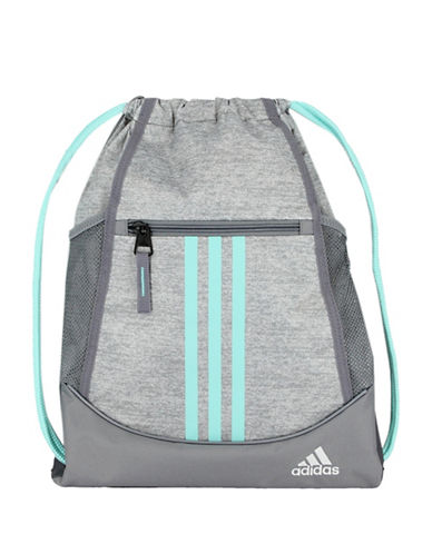 Adidas Alliance II Sackpack-BLUE-One Size