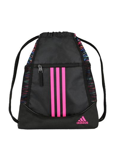 Adidas Alliance II Sackpack-BLACK-One Size