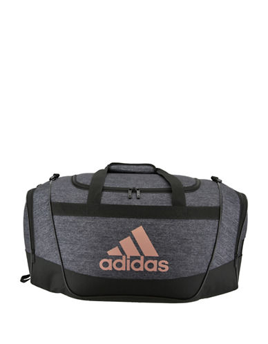 Adidas Defender II Small Duffle Bag-BLACK-One Size