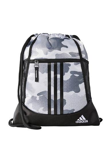 Adidas Alliance II Sackpack-CAMO-One Size