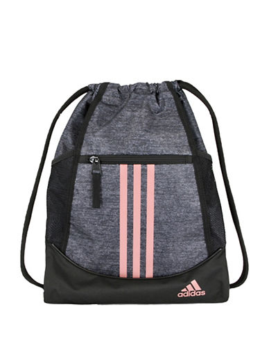 Adidas Alliance II Sackpack-BLACK-One Size