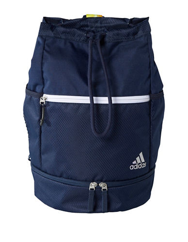 Adidas Squad Bucket Backpack-NAVY-One Size