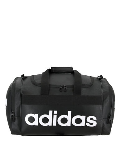 Adidas Originals Santiago Premium Duffle Bag-BLACK-One Size