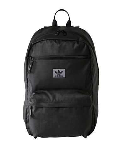 Adidas Originals National Plus Backpack-BLACK-One Size
