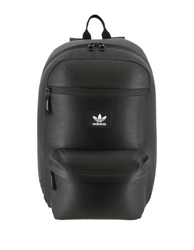 Adidas Originals National Premium Backpack-BLACK-One Size