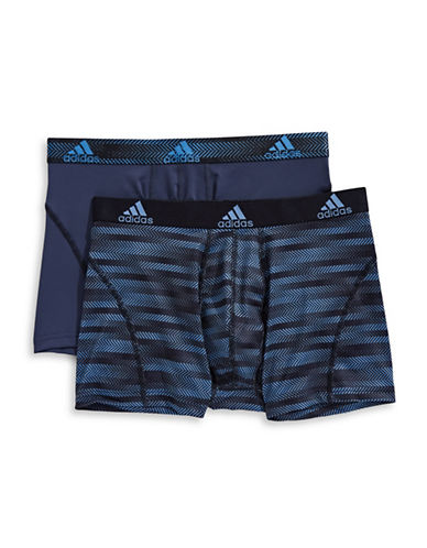 Adidas Two-Pack Climalite Trunks-BLUE-Large 89855295_BLUE_Large