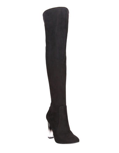 Nina Icelyn Over-the-Knee Boots-BLACK-7.5