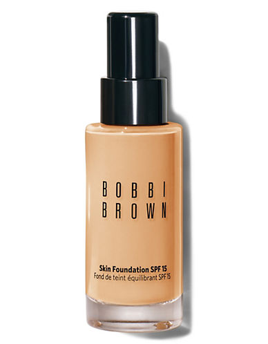 Bobbi Brown Skin Foundation SPF 15-WARM IVORY-One Size