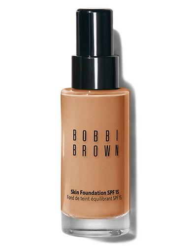 Bobbi Brown Skin Foundation SPF 15-WARM NATURAL-One Size