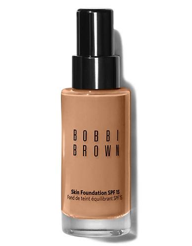 Bobbi Brown Skin Foundation SPF 15-WARM BEIGE-One Size