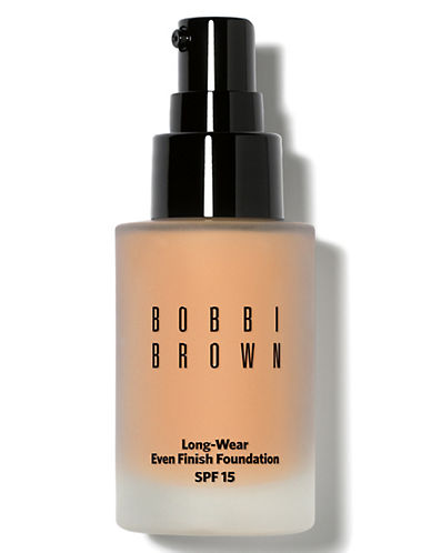 Bobbi Brown Long-Wear Even Finish Foundation SPF 15-WARM NATURAL-One Size