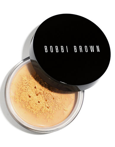 Bobbi Brown Sheer Finish Loose Powder-GOLDEN ORANGE-One Size