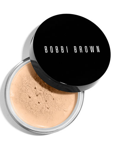 Bobbi Brown Sheer Finish Loose Powder-WARM NATURAL-One Size